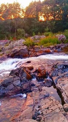 water &stones